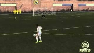 CRISTIANO GESTES TECHNIQUE FIFA 12