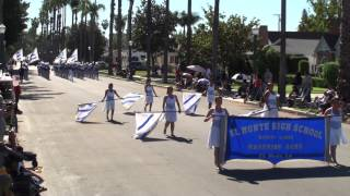 El Monte HS - Old Comrades - 2012 Loara Band Review