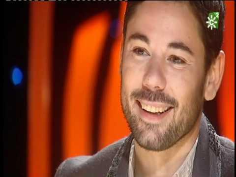 """Miguel Poveda - Entrevista en el programa """"El Loco Soy Yo"""" - Canal Sur 2 Tv - 19.04.2012"""