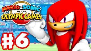 Mario & Sonic at the Olympic Games Tokyo 2020 - Gameplay Walkthrough Part 6 - Story Mode!