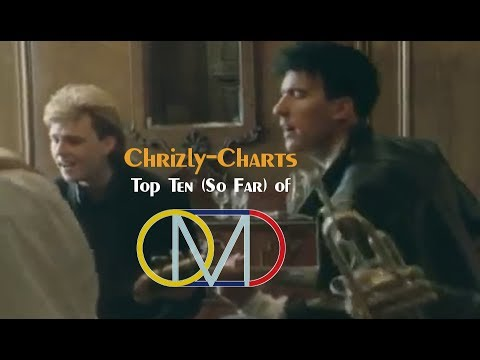 Chrizly-Charts TOP 10 [Retro]: Best Of OMD (Orchestral Manoeuvres In The Dark)
