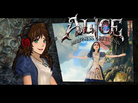 Alice Madness Returns | УКУРЕННАЯ ДЕВЧУШКА | 1 серия