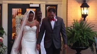 #OnCloudClark Ra Shandra & Jason's Wedding