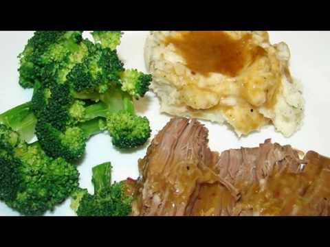 Recipe: Pot Roast in Foil