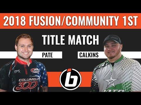 2018 Fusion Realtors/1st Community Open | Finals