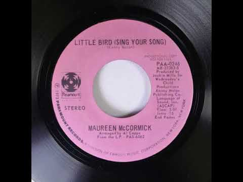Little Bird Sing Your Song by Maureen McCormick