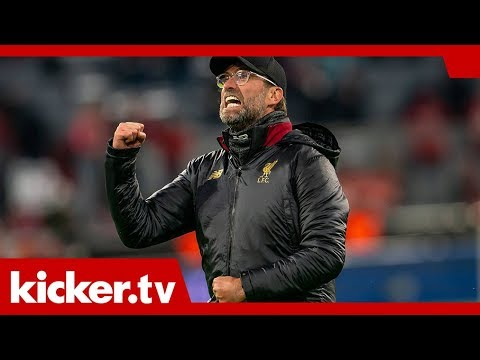 Klopp schwärmt: 'Wir haben die Bayern beeindruckt' | kicker.tv
