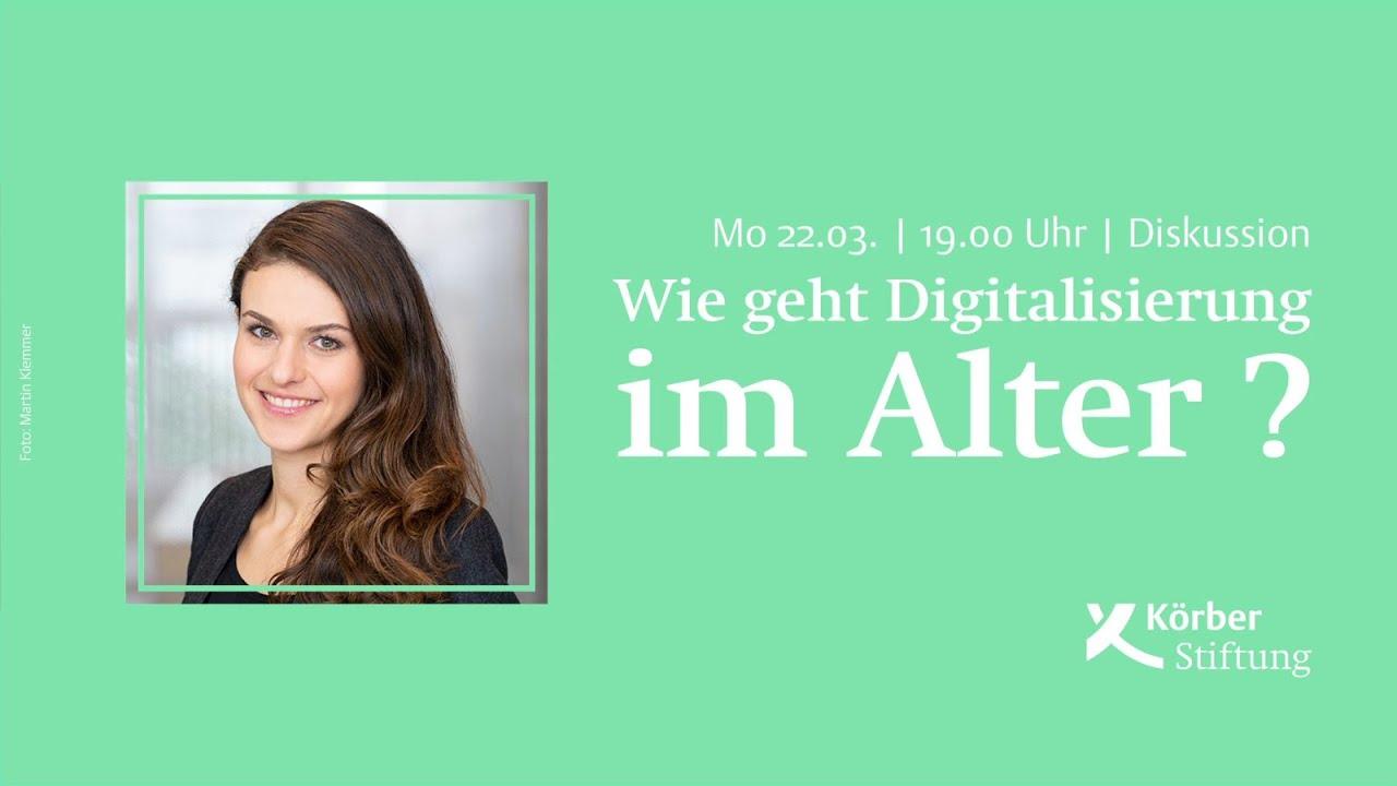 Von offline zu online – wie geht Digitalisierung im Alter?