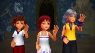 【MMD: Kingdom Hearts】 Gwiyomi Song  (+ Motion & Camera data + WAV Download)