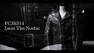 FINE CREEK GARMENTS VIDEO [ FINE CREEK LEATHERS / FCJK014 Leon The Nostar ]