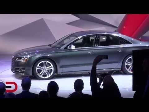 Big Debut: 2015 Audi S8 & Allroad Shooting Brake on Everyman Driver