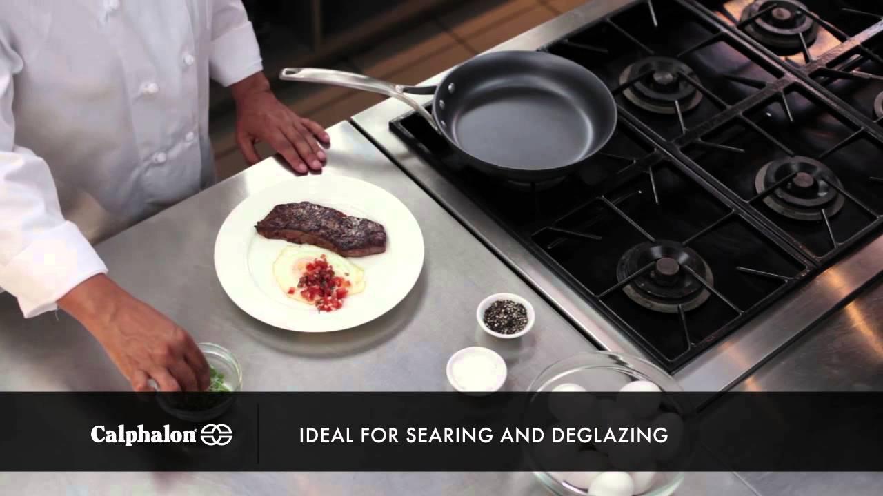 calphalon unison nonstick cookware