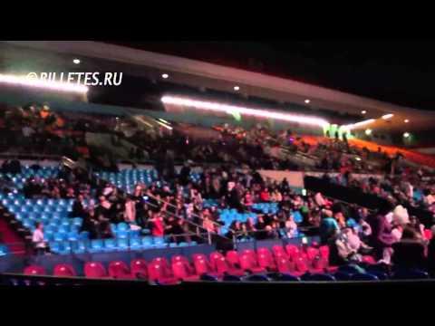 Ледниковый период LIVE, СК Олимпийский, в зале