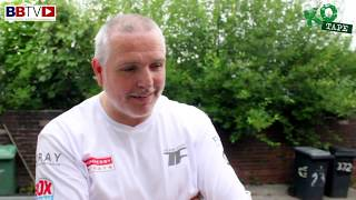 FURY VS PULEV LATEST? WE ASK PETER FURY
