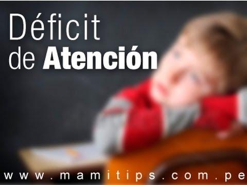 Signos de Niños con Déficit de Atención