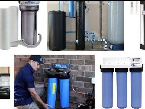 reviews best whole house water filters