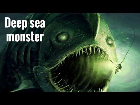 世界十大恐怖魚類《深海怪物  Deep sea monster 》 terrible marine fish Top 10 - 玩咖アニメ
