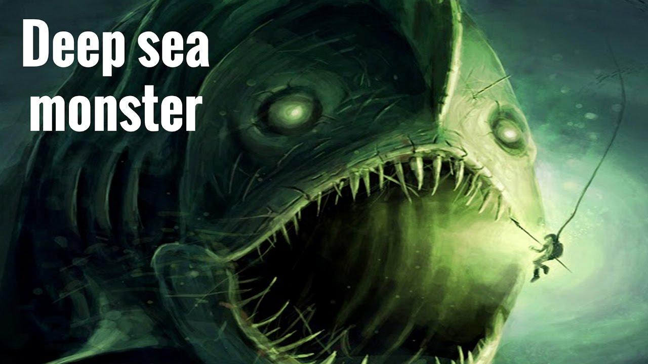 画像 深海 恐怖