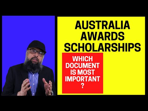 Australia Awards Scholarships For Students From Developing Countries