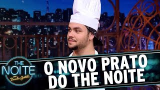 O Novo Prato do The Noite - EP. 4  | The Noite (22/08/17)