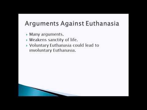 Group 3b Video Presentation - Euthanasia