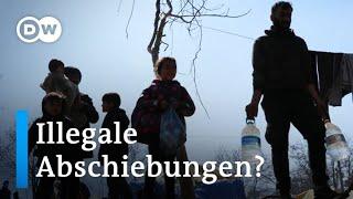 Griechenland: Illegale Push-Backs von Migranten in die Türkei | Fokus Europa