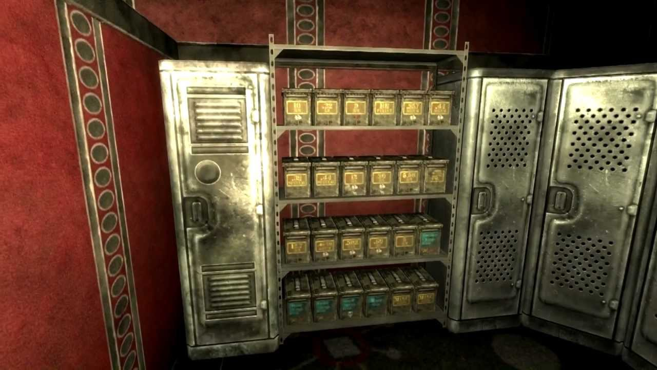 Fallout New Vegas Mod Clinic - Part 10 : Lucky 38 Suite Reloaded
