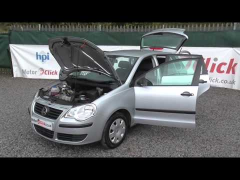Used Volkswagen Polo 1.2 e for Sale Stockport Manchester (MotorClick.co.uk)