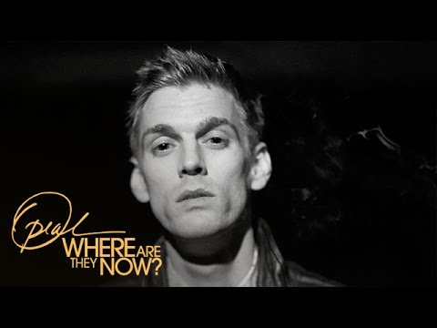 Aaron Carter Calls Out Justin Bieber | Where Are They Now | Oprah Winfrey Network