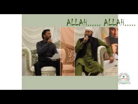 """Allah Allah Tu Hi Malik"" by Junaid Jamshed and Najam Sheraz. First ever live duet of the track."