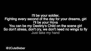 [HD] Justin Bieber - As Long As You Love Me (Sing Along/Karaoke/ Studio Instrumental)