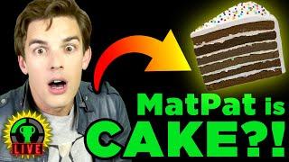 Is Food Theory a JOKE?! | MaтPat Meme Review 👏🖐