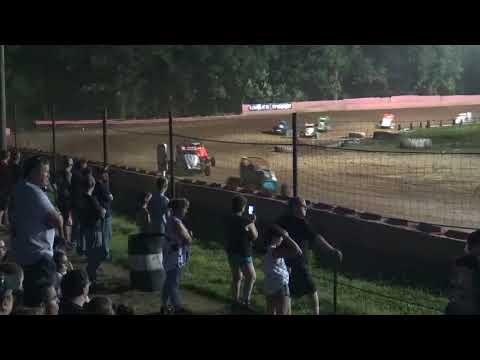 Linda's Speedway 600 A Main 6-29-18