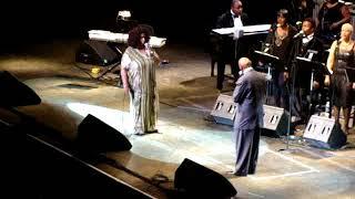 ARETHA FRANKLIN & BISHOP PAUL MORTON - PRECIOUS MEMORIES 2012 FOX THEATRE ATLANTA GA