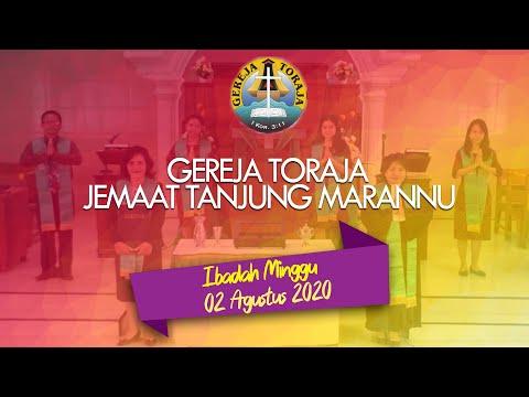 Ibadah Minggu 02 Agustus 2020