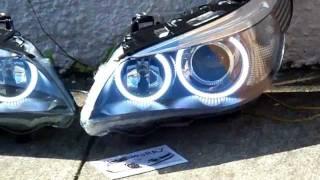 BMW E60 Orion V2 Angel eyes System By LIGHTWURKZ.com