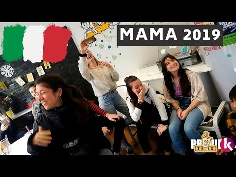 MAMA 2019 REACTION - ITALY (Bologna)