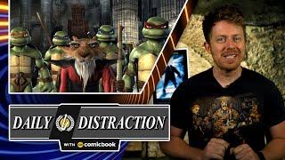 Seth Rogen is Rebooting the Teenage Mutant Ninja Turtles 🐢🍕