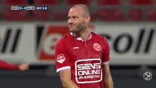 Samenvatting Excelsior - Almere City FC (4-2)