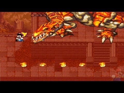 Super Kitiku Mario - Brutal Mario HD 100% World 8: Bowser's Valley Part 1