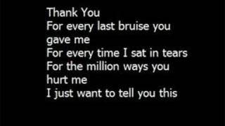 Thank You - Jamelia
