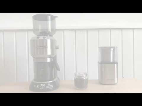 Kaffeemühlen Vergleichstest - Delonghi Dedica KG 520 Und Rommelsbacher EGK 200