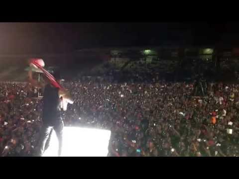 Wiz Kid Live in Liberia - May 2014 -- Raging Bull Entertainment
