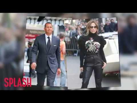 Jennifer Lopez Is Dating Alex Rodriguez | Splash News TV