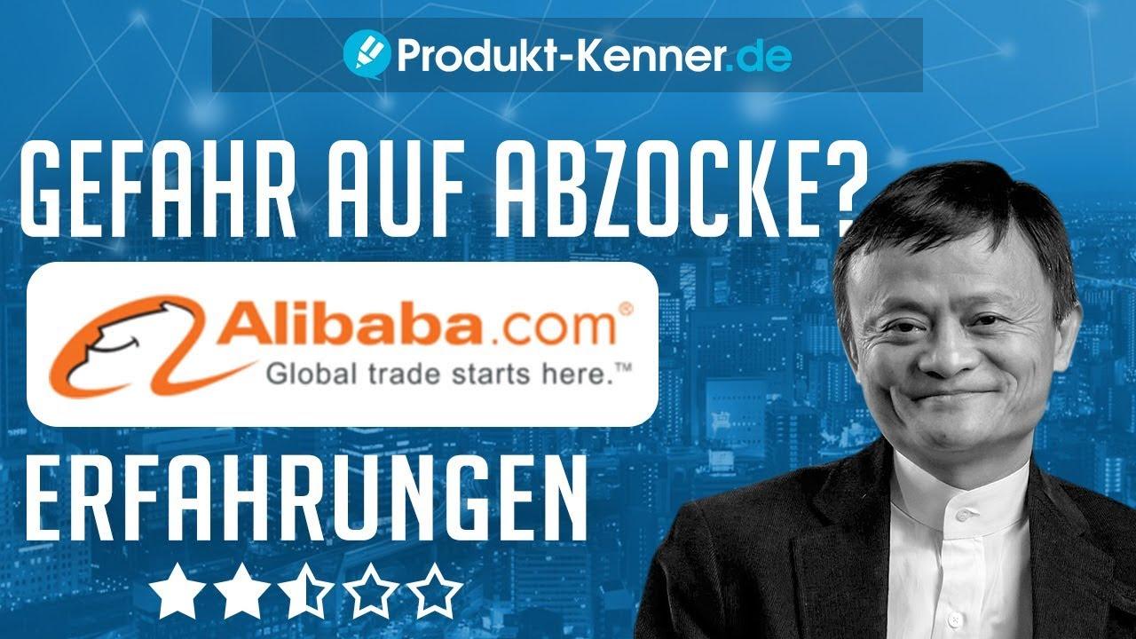 Alibaba Erfahrungen