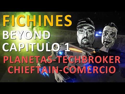 Beyond Chapter 1: Planetas - Chietain - Comercio y Tech Brokers para Elite Dangerous