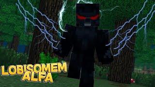 Minecraft: A LENDA - EU SOU UM LOBISOMEM ALFA!! #19