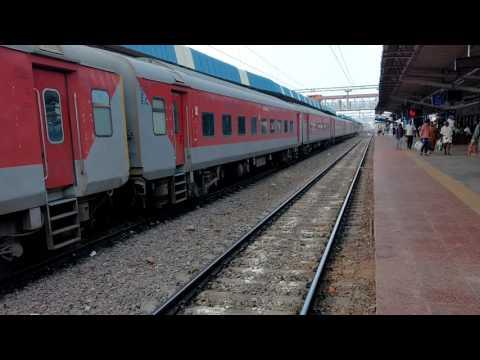 Chennai central to Gaya super fast express