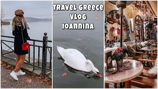 Путешествие по Греции   Янина   Прогулка по озеру на остров