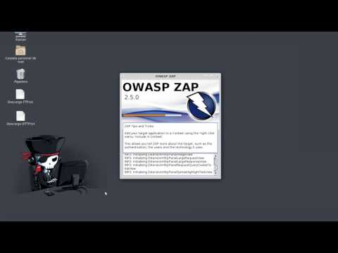 Introducción y ejemplos de OWASP Zap - DiazSecurity.com